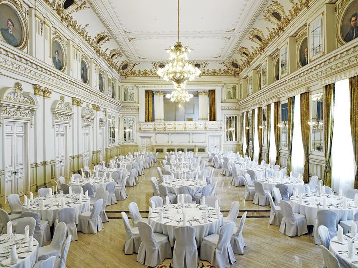 Corinthia hotel en budapest
