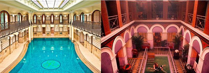 Corinthia hotel y la versión de anderson