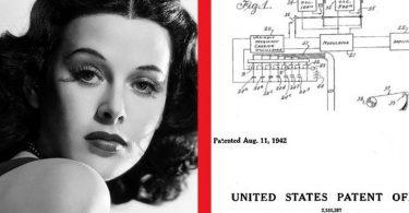 Hedy Lamarr patente wifi