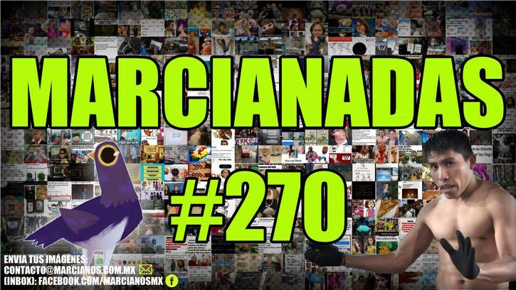 Marcianadas 270 portada
