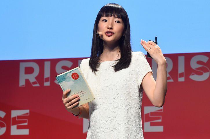 Marie Kondo conferencia RISE