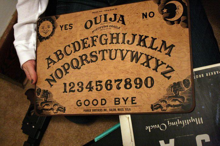 autentico tablero de ouija
