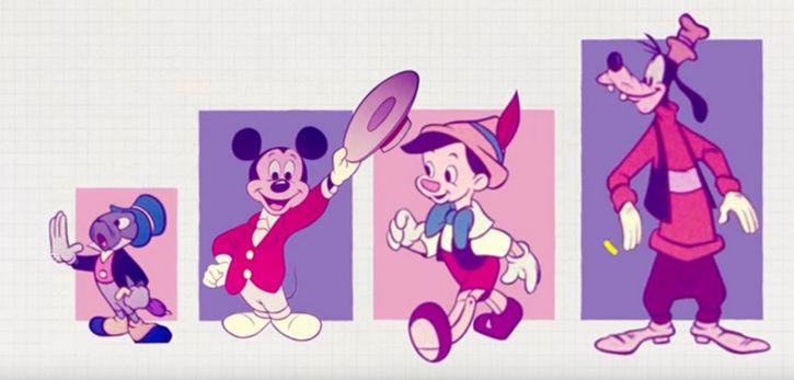 dibujos animados con guantes