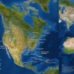Así sería la Tierra si todo el hielo se derritiera