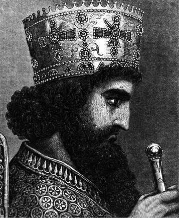 jerjes rey persa
