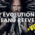 La evolución de Keanu Reeves en el cine