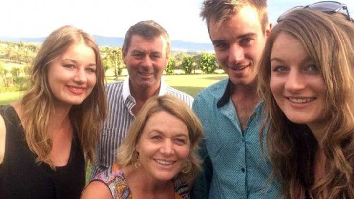 la familia Tromp