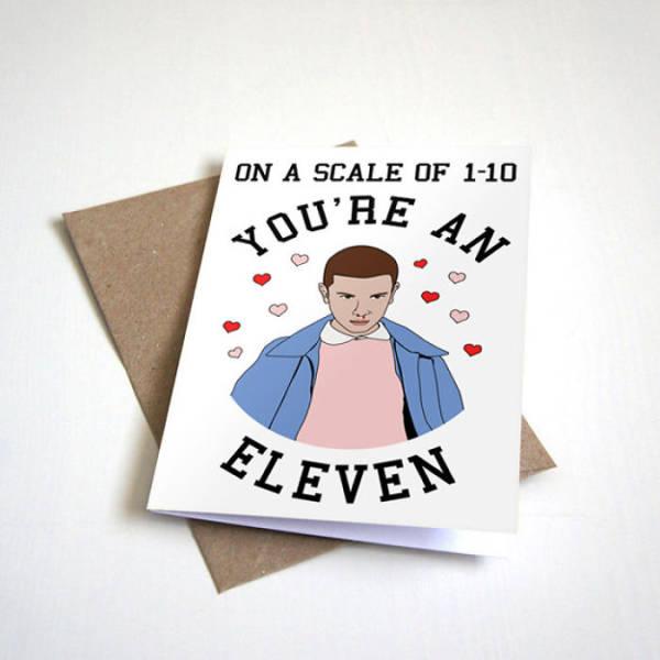 tarjetas san valentin divertidas eleven