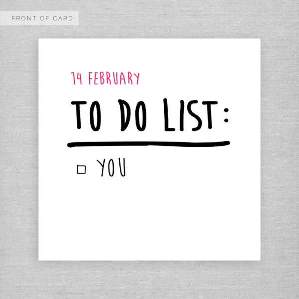tarjetas san valentin divertidas lista