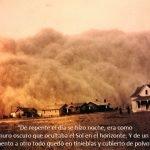 Dust Bowl: las tormentas que azotaron EUA en 1930