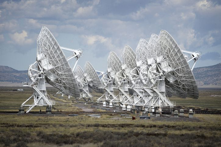 Jansky Very Large Array, New Mexico