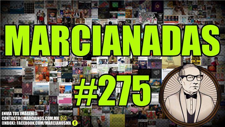 Marcianadas 275 portada