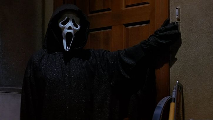 Scream Grita antes de morir