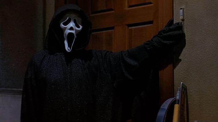 Scream Grita antes de morir