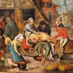 Dieta medieval, así se alimentaban en la época