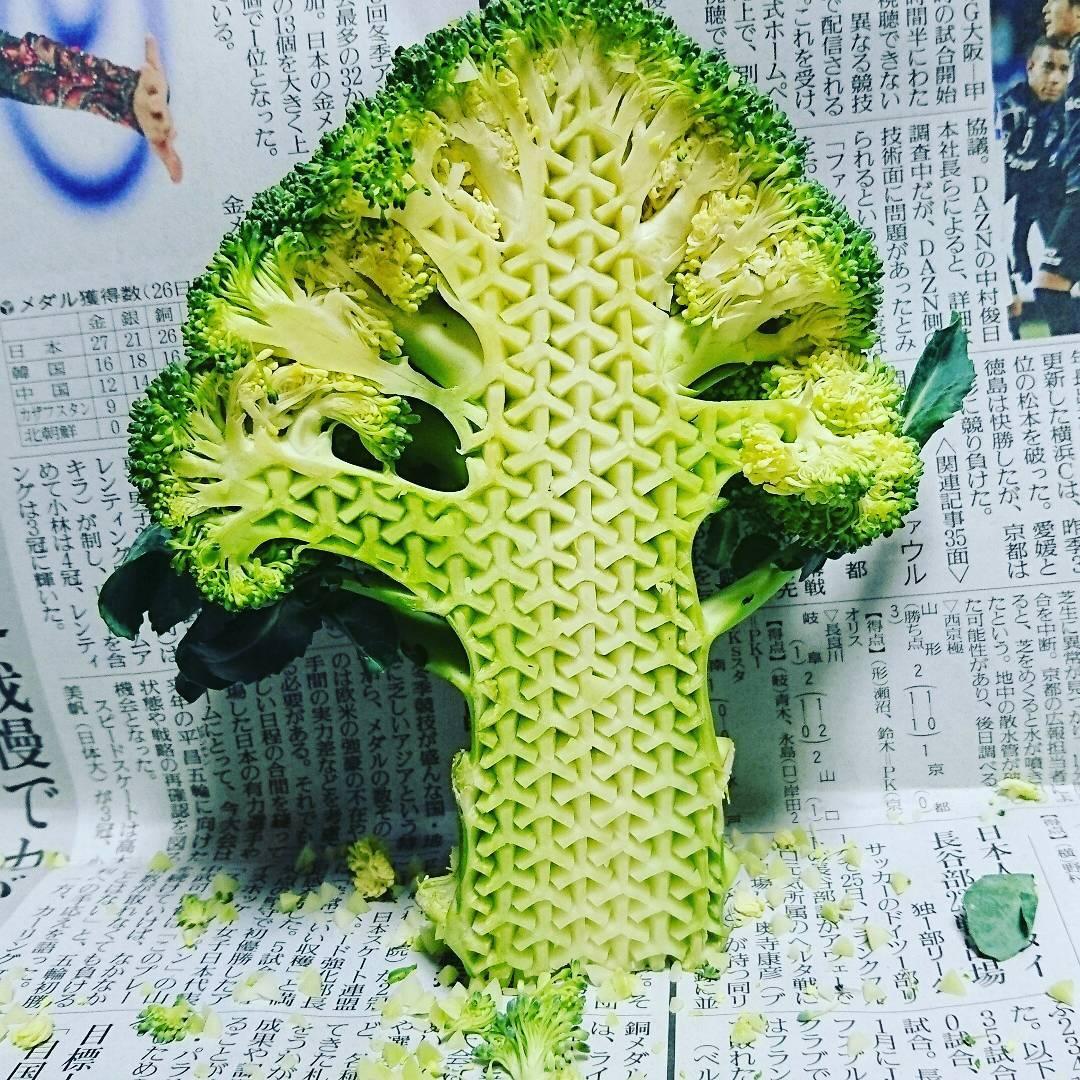 esculturas con comida en japon (3)