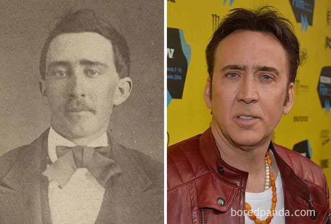 famosos parecidos personas del pasado (11)