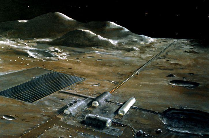 instalacion base humana planeta lejano