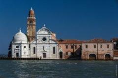Muertes y entierros en Venecia