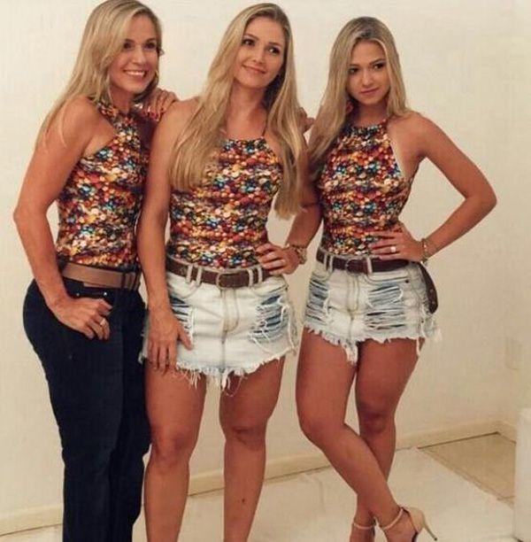 madres e hijas lucen misma edad (2)