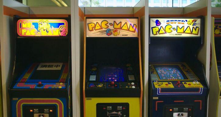 maquinas arcades