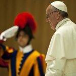 papa francisco fotografia de perfil
