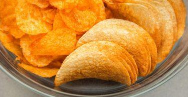 papas fritas chips pringles