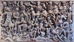 La crisis de refugiados que destruyó al Imperio Romano