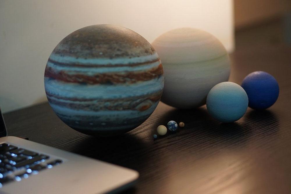 sistema solar miniatura 3D (5)