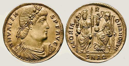 valente emperador de roma