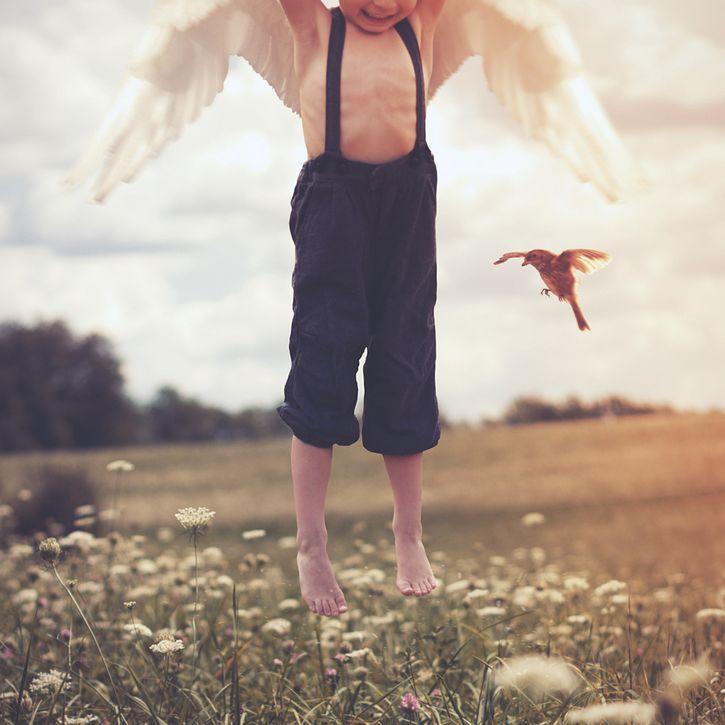 volando libre angel