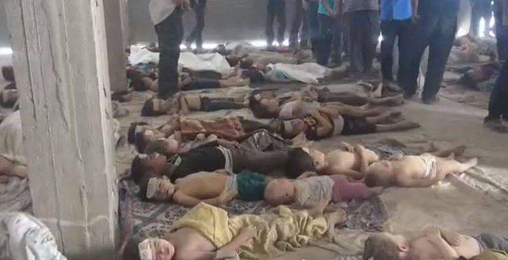 Ghouta ataque quimico 2013