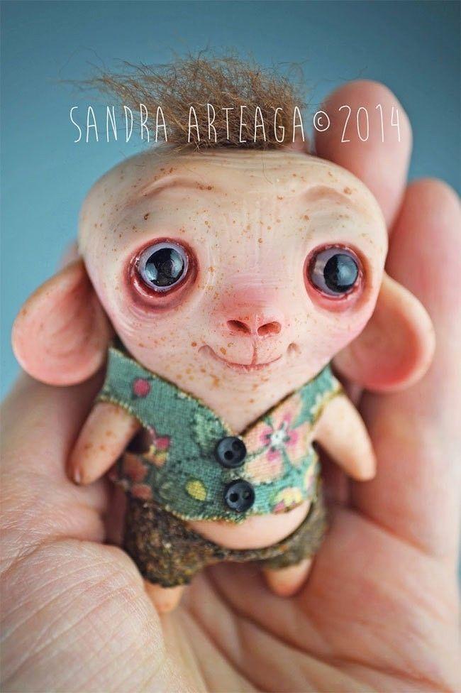 Munecos artistico por Sandra Arteaga (13)