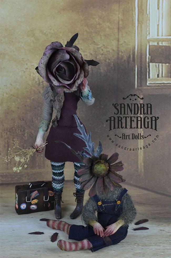 Munecos artistico por Sandra Arteaga (26)