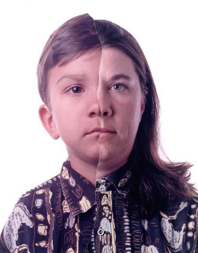 Padres e hijos parecidos genetica (14)
