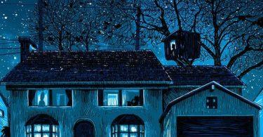 casa de los simpson macabra