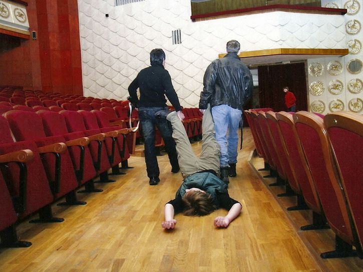 crisis de rehenes en Dubrovka