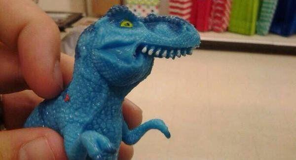 dinosaurio sin mandibula