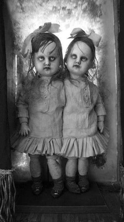 gemelas terror