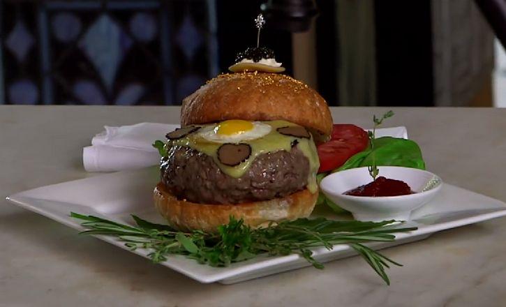 hamburguesa Le Burger Extravagant