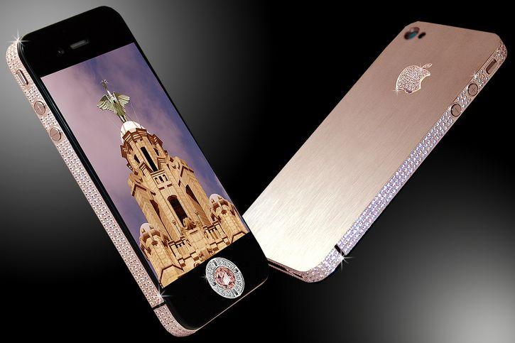 iPhone Supreme Rose