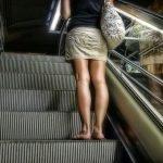 Confirmado: es mejor NO caminar en las escaleras eléctricas