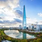 Lotte World Tower, el rascacielos que rompe récords
