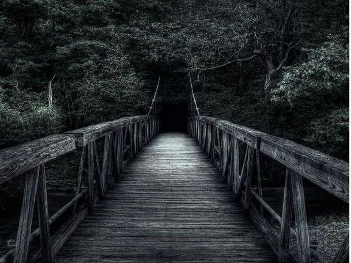 puente tenebroso