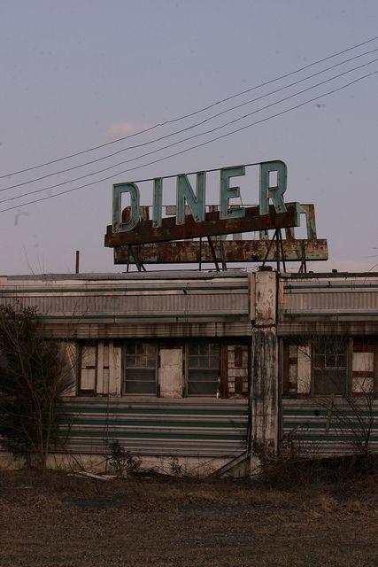 restaurante abandonado