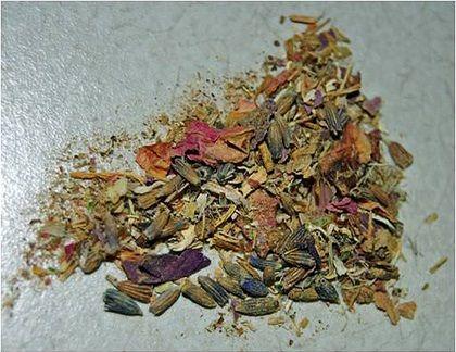Marihuana sintética k2