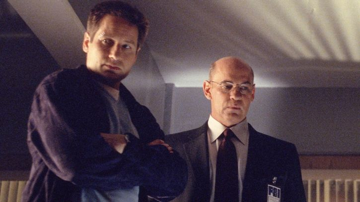 Mitch Pileggi en x files