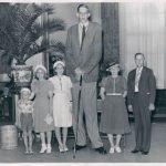 9 datos de Robert Wadlow, el hombre más alto de la historia