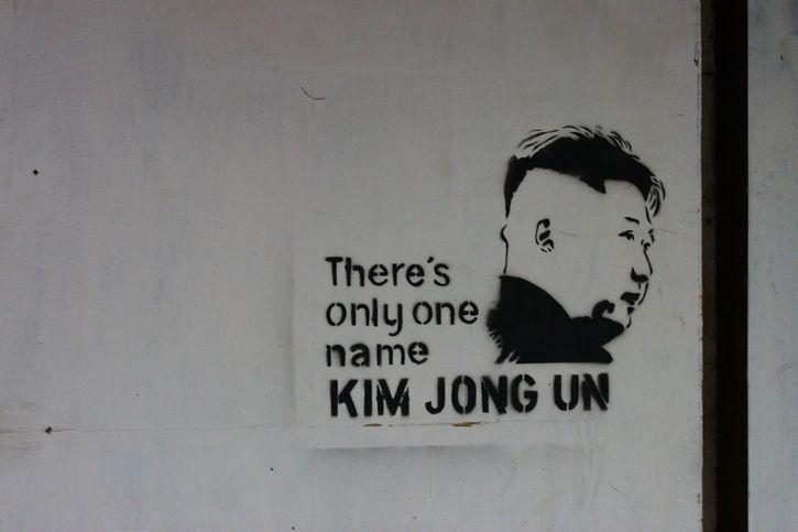 Solo hay un Kim Jong un