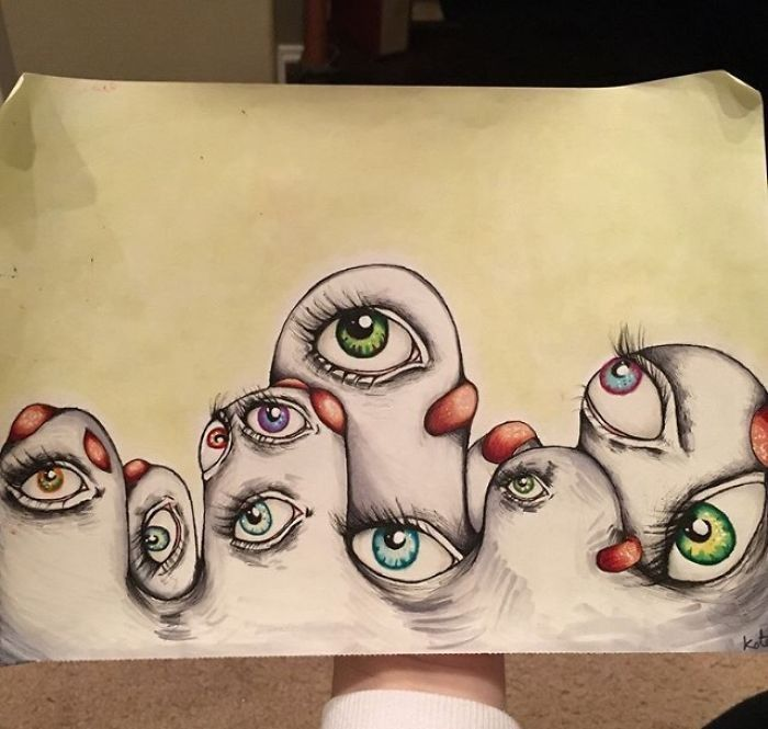 artista esquizofrenia ilustraciones (2)